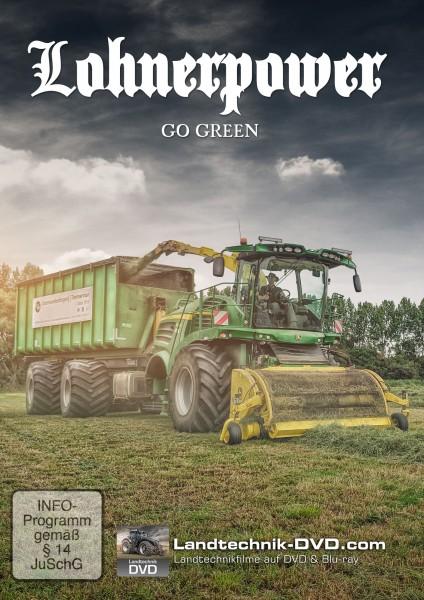 Lohnerpower Vol. 2 - Go Green DVD