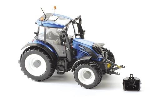 Valtra N4 174 blau Modell von ROS 1:32