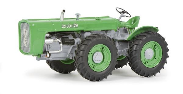 Le Robuste D4K Traktor (1970-1975) Modell von Schuco 1:32